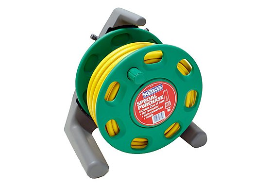 Hozelock Reel & 25 metre Hose Set 2412