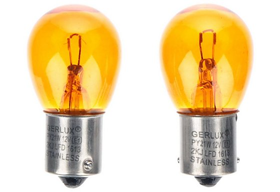 Bosch (581) Car Indicator Bulbs x 2