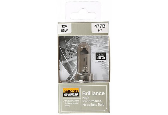Halfords Brilliance (HBU477B) Car Bulb x 1
