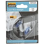 image of Halfords (HBU501LB) Laser Blue Car Bulb x 2