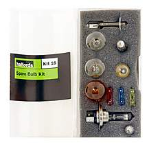image of Halfords Spare Bulb Kit No.18