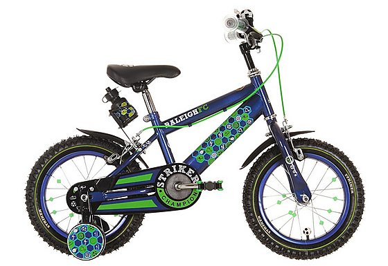 Raleigh Striker Boys Bike 12