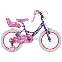 image of Raleigh Krush Girls Bike 16""