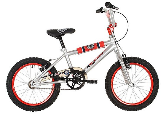 Raleigh Fury BMX Bike 16