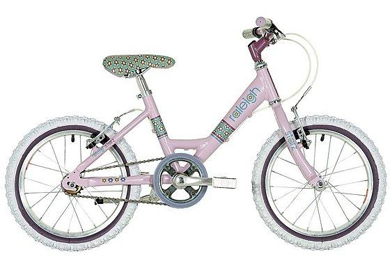 Raleigh Starz Girls Bike 16