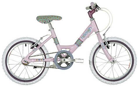 """image of Raleigh Starz Girls Bike 16"""""""