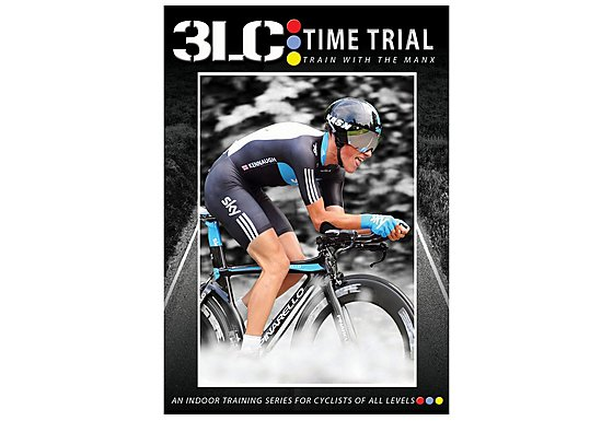 3LC Time Trial Cycling Turbo Training DVD