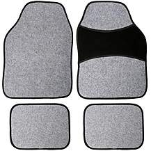 image of Halfords Essential Carpet Car Mats