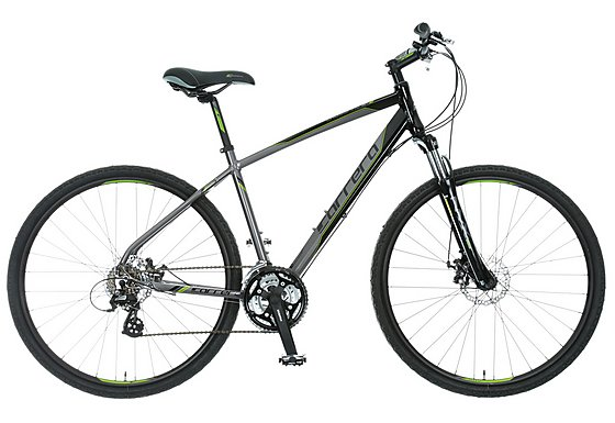 Carrera Crossfire 2 Men's Hybrid Bike 2015