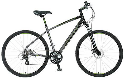 image of Carrera Crossfire 2 Mens Hybrid Bike 2015