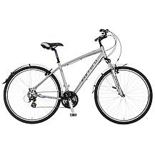 image of Carrera Crosspath Mens Hybrid Bike 2015
