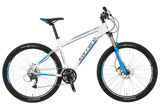 Carrera Kraken Mountain Bike 2015