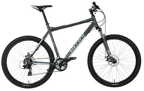 image of Carrera Vengeance Mens Mountain Bike 2015