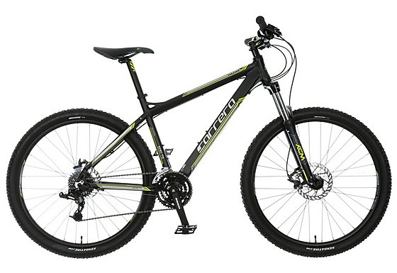 Carrera Vulcan Mens Mountain Bike 2015