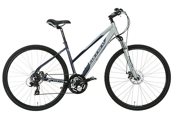 Carrera Crossfire 2 Womens Hybrid Bike 2015
