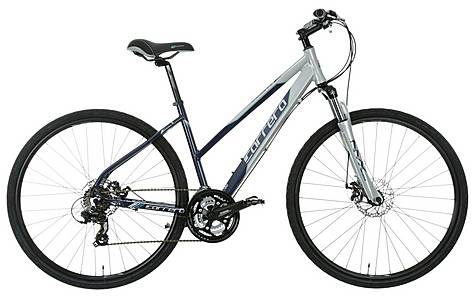 image of Carrera Crossfire 2 Womens Hybrid Bike 2015