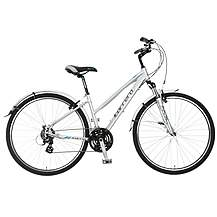 image of Carrera Crosspath Womens Hybrid Bike 2015