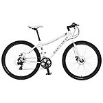 image of Carrera Subway 1 Womens Hybrid Bike 2015