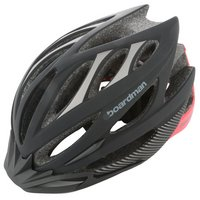 Boardman Team Road Bike Helmet 2014, 56-61.5cm, Red