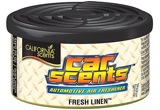 California Scents Air Freshener 'Fresh Linen'