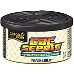image of California Scents Air Freshener Fresh Linen