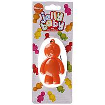 image of JELLY BABY - ORANGE AIR FRESHENER