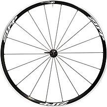 image of Zipp 30 Alloy Clincher Front 18 Spoke Black Decals