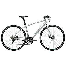 image of Raleigh Strada 5 Mens Hybrid Bike 2016