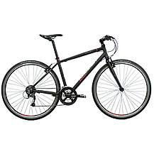 image of Raleigh Strada 3 Mens Hybrid Bike 2015
