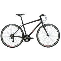 Raleigh Strada 3 Mens Hybrid Bike - 21""