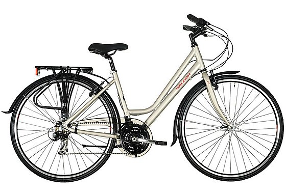 Raleigh Pioneer 1 Womens Hybrid Bike