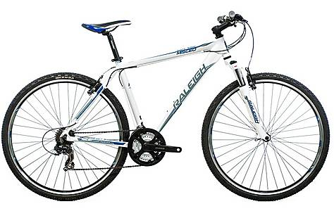image of Raleigh Misceo 1 Mens Mountain Bike