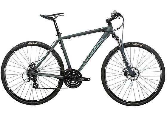 Raleigh Misceo 2 Mens Mountain Bike