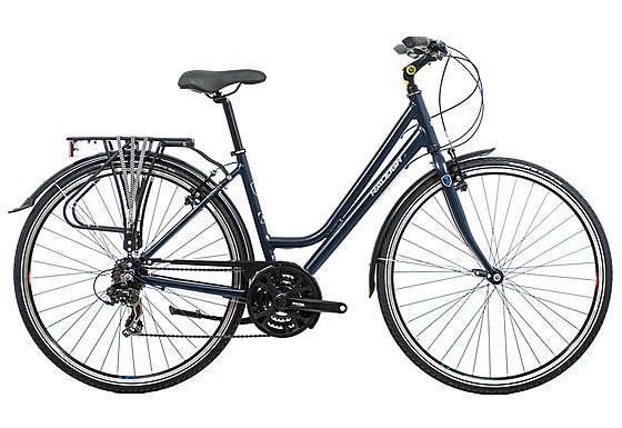 Raleigh Pioneer 2 Womens Hybrid Bike