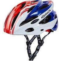 HardnutZ SHV Cycle Helmet Red/White/Blue