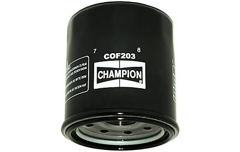 image of Champion Motorcycle Oil Filter COF203