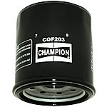 image of Champion Motorcycle Oil Filter F306