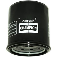 Champion Motorcycle Oil Filter COF203