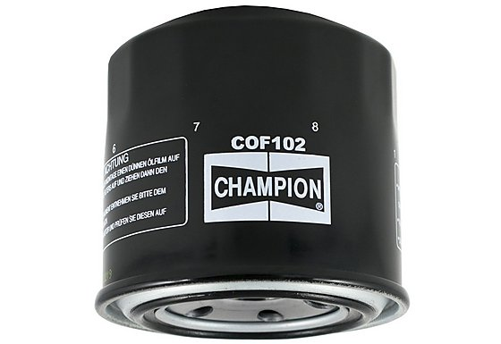 Champion Motorcycle Oil Filter F302
