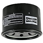 image of Champion Motorcycle Oil Filter F047