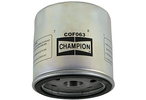Champion Motorcycle Oil Filter C301