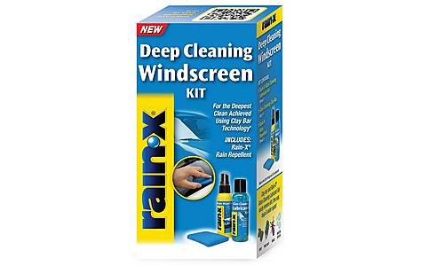 image of Rain-X Deep Cleaning Windshield Kit
