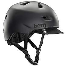 image of Bern Brentwood Bike Helmet with Visor