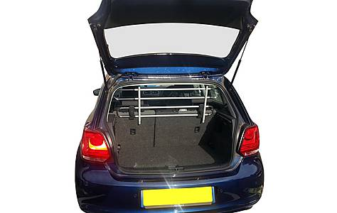 image of Halfords Tubular Dog Guard