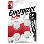 Energizer 2032 Batteries x4