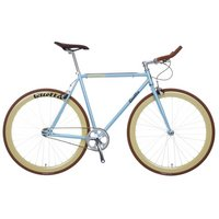 Quella Varsity Collection Cambridge Fixie Bike - 54cm