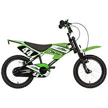 image of MotoBike MXR750 Boys Bike - 16""