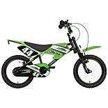 """MotoBike MXR750 Boys Bike - 16"""""""