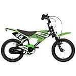 "image of MotoBike MXR750 Boys Bike - 16"""