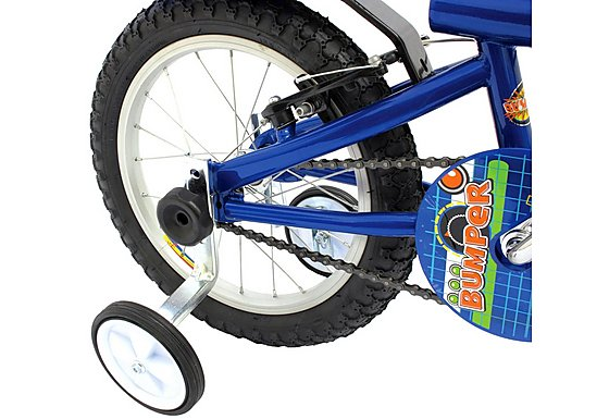 Trail-gator flip up stabilisers
